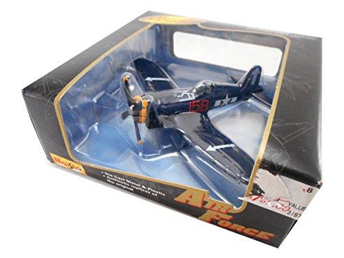 Maisto Air Force USMC F4U-1D Corsair Fighter Plane Special Edition (Usmc F4u Corsair)