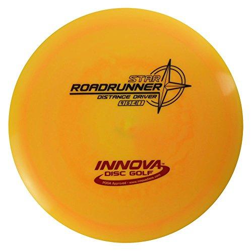 Innova Star Roadrunner Distance Driver Golf Disc [Colors may vary] - 151-159g