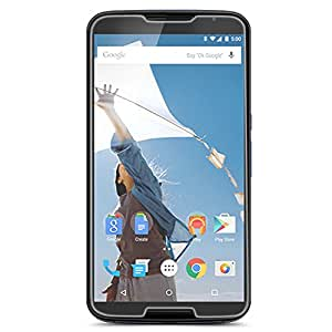 5 Pack Of Iunio Tempered Glass Screen Protector for Motorola Nexus 6 Motorola Nexus X
