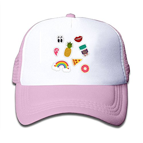 Hotspot Stylish Notebook Collection is Popular Personalized Hat Adult mesh Hat (Hot Spot Notebook)