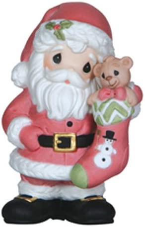 Precious Moments Filled with Christmas Joy Figurine