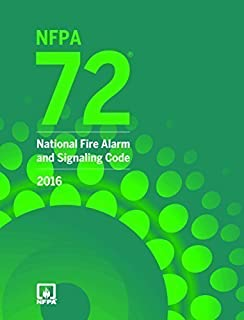 Nfpa 70 national electrical code nec 2014 edition 9781455906727 nfpa 72 national fire alarm and signaling code 2016 edition fandeluxe Choice Image