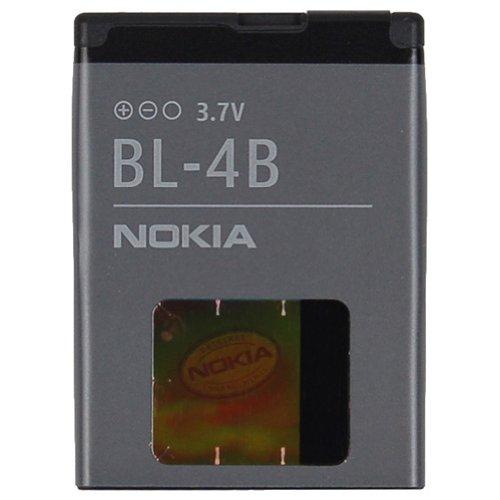 57 opinioni per Nokia BL-4B Batteria originale per Nokia 2630, 2760, 5000, 6111, 7070 Prism,
