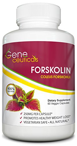 Geneceuticals Forskolin Weight Loss Supplement product image