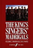 The King's Singers' Madrigals, The King'S Singers Staff, 057110052X