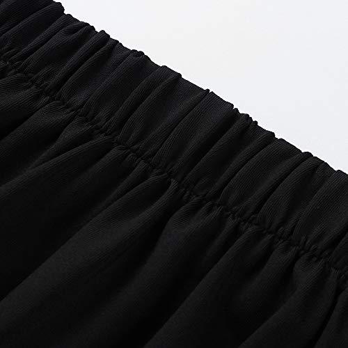 Décontracté Jogger Danse Yoga Pantalon De Mode Pour Survêtement Hommes Noir Holywin Pantalons Ample wXqUznv