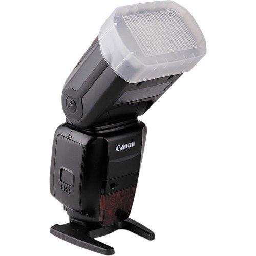 Vello Bounce Dome Diffuser for Canon Speedlite 600EX-RT