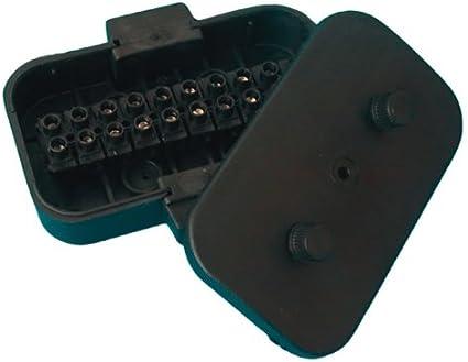 Berger + Schröter 20069 - Caja de empalme para cable (8 pines): Amazon.es: Coche y moto