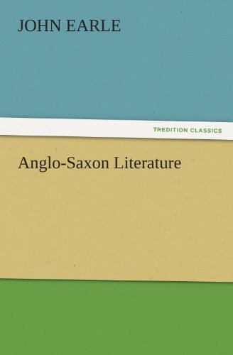 About Tradition and Transformation in Anglo-Saxon England