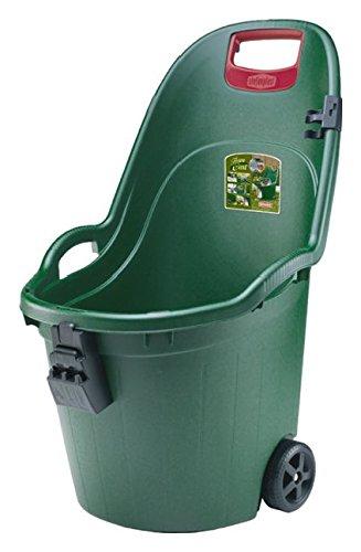 1 opinioni per Stefanplast Garden – carriola Helpy in materiale plastico di colore verde,