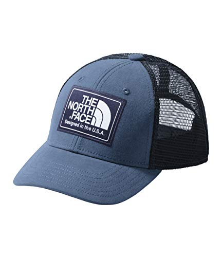 160b4c8b The North Face Kids Unisex Youth Mudder Trucker Hat Shady Blue/Cosmic One  Size
