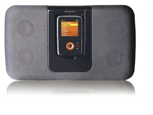 Creative Labs 51MF5090AA001 Travelsound Zen product image