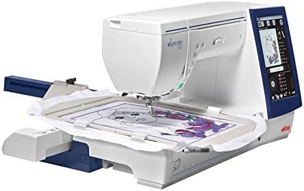 Elna eXpressive 920 Máquina de coser y bordar: Amazon.es: Hogar