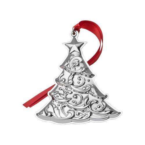GorhamLB 2017 Sterling Christmas Tree Ornament - 1st Edition