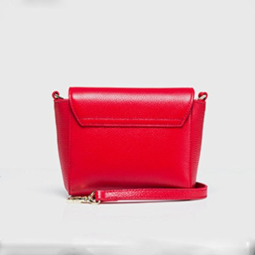 Cross Shoulder Shoulder Leather With Bag Leather Cheap Shoulder Shoulder Bag 2018 Small Retro Messenger New Woman Totes Bags Leather Fashion Handbags Shoulder Bags Bags Aqt8pFzw