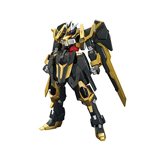 Bandai Hobby #55 Schwarzritter Gundam Build Fighters Bandai Hgbf Hobby Figure
