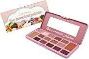Beauty Creations The Sweetest Palette Display, 0.9 Oz/25.6 g , Set de 6 Piezas