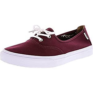 Vans Womens Solana Low Top Lace Up Fashion Sneakers, Port Royal, Size 10.0