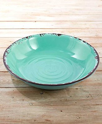 - Oversized Serving Bowl (Melon)