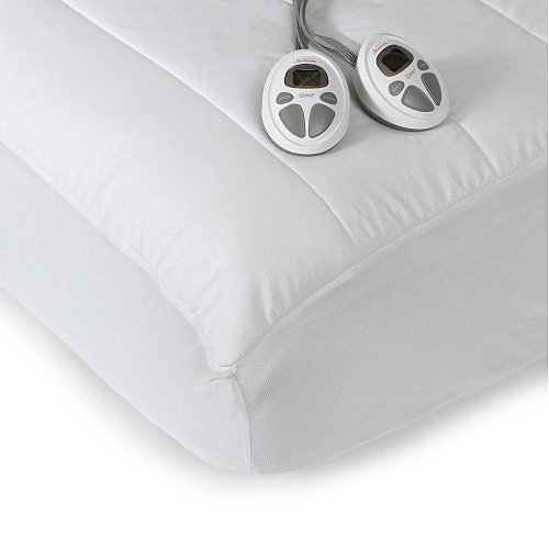 sunbeam bedding heating pad - 7
