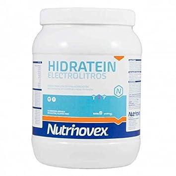 Nutrinovex Hidratein, Sabor Naranja - 600 gr: Amazon.es: Salud y cuidado personal