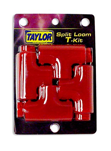 Taylor Cable 39120 Split Tee Adapter Kit red from Taylor Cable