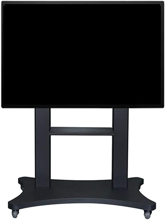 Exing Soporte Movible De La TV, Soporte Móvil De La Pantalla Táctil De 65-98 Pulgadas Pantalla Grande Móvil del Carro del LCD TV Móvil con La Rueda Universal: Amazon.es: Hogar