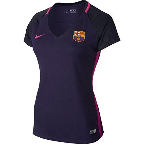 創傷北米安息Nike Barcelona Women's Away Jersey 2016-17/サッカーユニフォーム バルセロナ アウェイ用 レディース向け