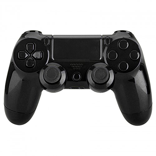 ModFreakz Shell/Button Kit Gloss Collection - Black For PS4 Gen 1,2 V1 Controller