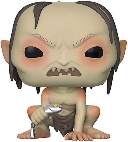 "Funko Lord of the Rings Gollum ~ Lurtz ~ Merry ~ Pippin /& Aragorn 3.75/"" Pop /& Treebeard 6 Pop Figure Bundle"