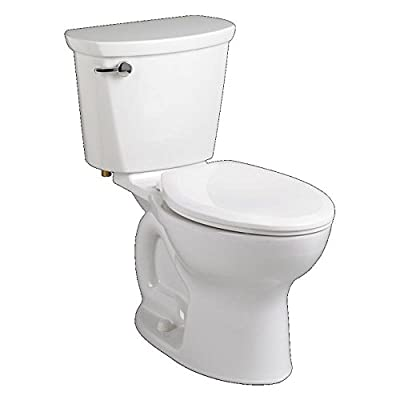 Cadet PRO Elongated 1.28 gpf 2-Piece Toilet in White