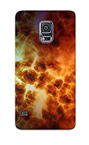Cute High Quality Galaxy S5 Lava Case Provided By Trolleyscribe