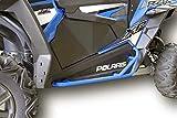 Polaris RZR 900 Trail, 900S, 1000S, XP1000, Turbo, Nerf Bars Rock Sliders - Blue