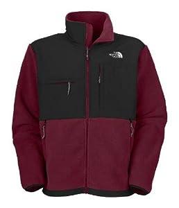 North Face Mens Denali Ski Jacket 2013, Phantom Red, M from North Face