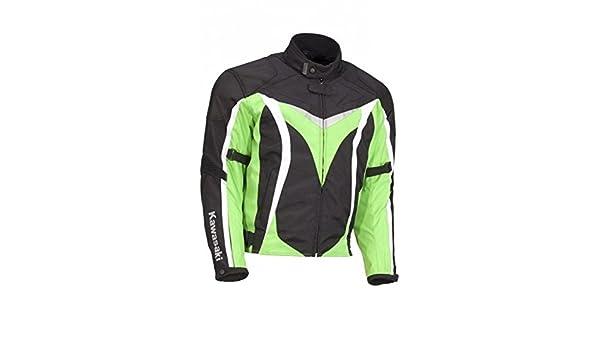 Kawasaki textil Chaqueta Ninja Hombre: Amazon.es: Coche y moto