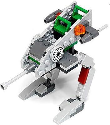 LEGO Star Wars The Clone Wars Loose Mini Vehicles Clone Walker Loose Vehicle [Loose]