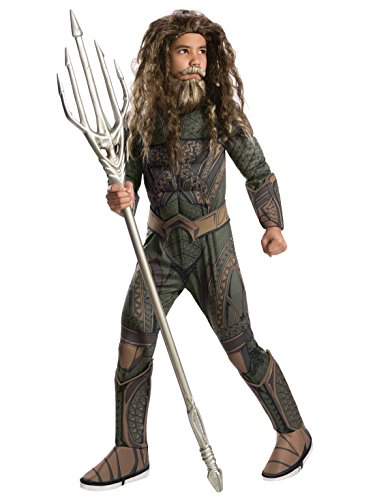 Rubie's Costume Justice League Aquaman Trident Accessory Costume, One Size]()