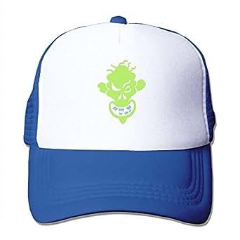 Naughty Halloween Zombie Big Foam Snapback Hats Mesh Back