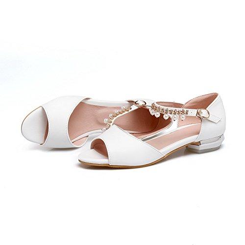 Ballerine Ballerine White Donna Adeesu Adeesu Donna Slc03968 Adeesu White Slc03968 Slc03968 UwFHHq