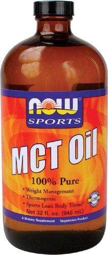 NOW Foods Mct 100% Oil, 32-Fluid Ounces (Mct Oil Organic)