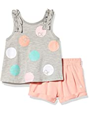 Calvin Klein Baby Girls' 2 Pieces Shorts Set