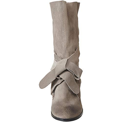 Gris Ante Botas 907 Mujer Antelope De Para PvYwRF