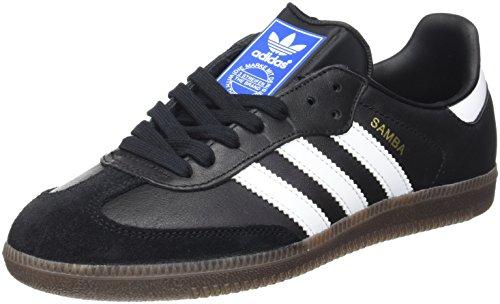 White Originals Black core Samba Baskets Adidas Og gum5 ftwr Noir Hx87ddw