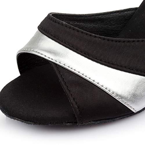 Ballet Latin De Individuales Dance Logobeing Waltz Plate Rumba Zapatillas Zapatos Baile Prom Ballroom SxHgwB