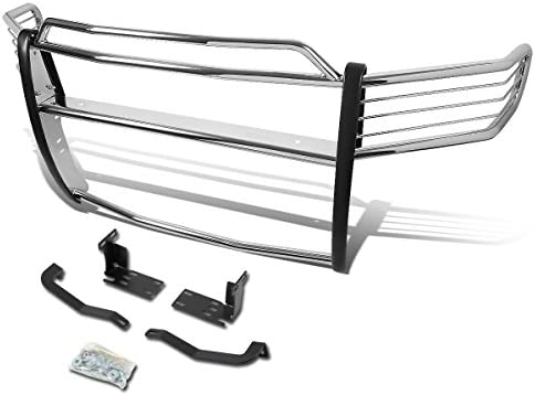 Dodge Bumper Protector Grille Chrome product image