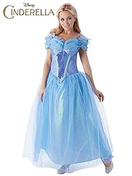 DISBACANAL Disfraz Cenicienta Mujer - Único, M: Amazon.es: Juguetes y juegos