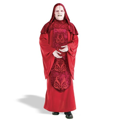 - Deluxe Emperor Palpatine Adult Costume - X-Large