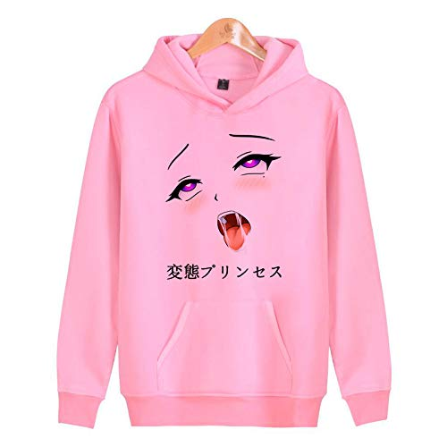 sterrp Hentai Hoodies Sweatshirts Hop Hoddies Male Homme Pullover Streetwear Men/Women M at Amazon Mens Clothing store: