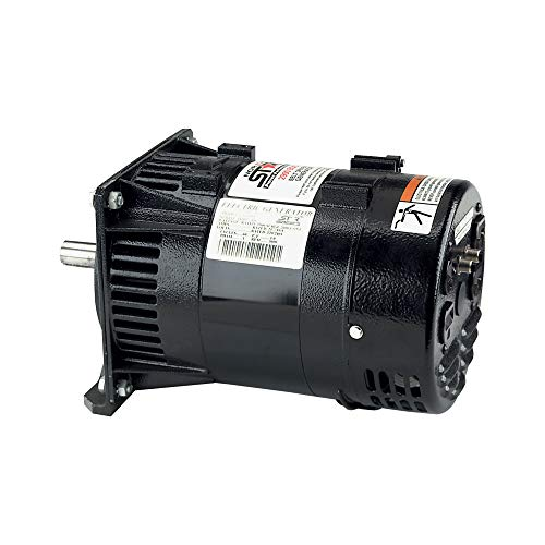 NorthStar Belt-Driven Generator Head - 2,900 Surge Watts, 2,600 Rated Watts, 5 HP Required