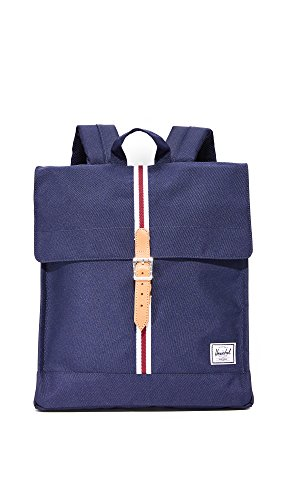Herschel Supply Co. Women's City Mid Volume Backpack, Peacoat, One Size